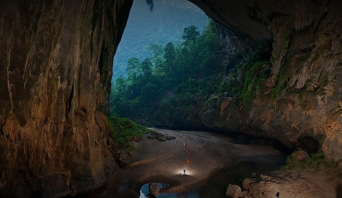 ТОП 10 — Пещеры: Красота и великолепие пещер на нашей планете