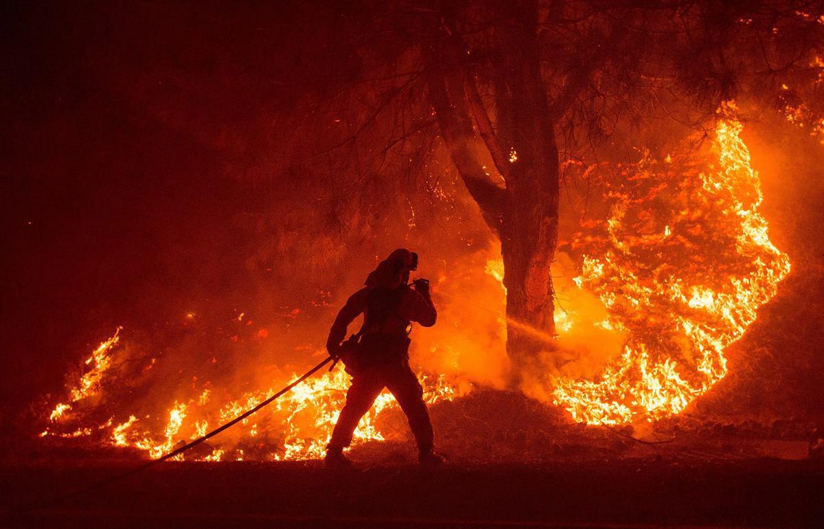 Бесчувственный, суровый и неумолимый — Rocky Fire
