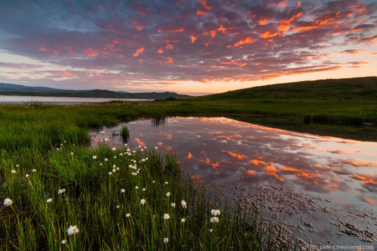 Плато Укок. Дзен-озеро и Водный мир