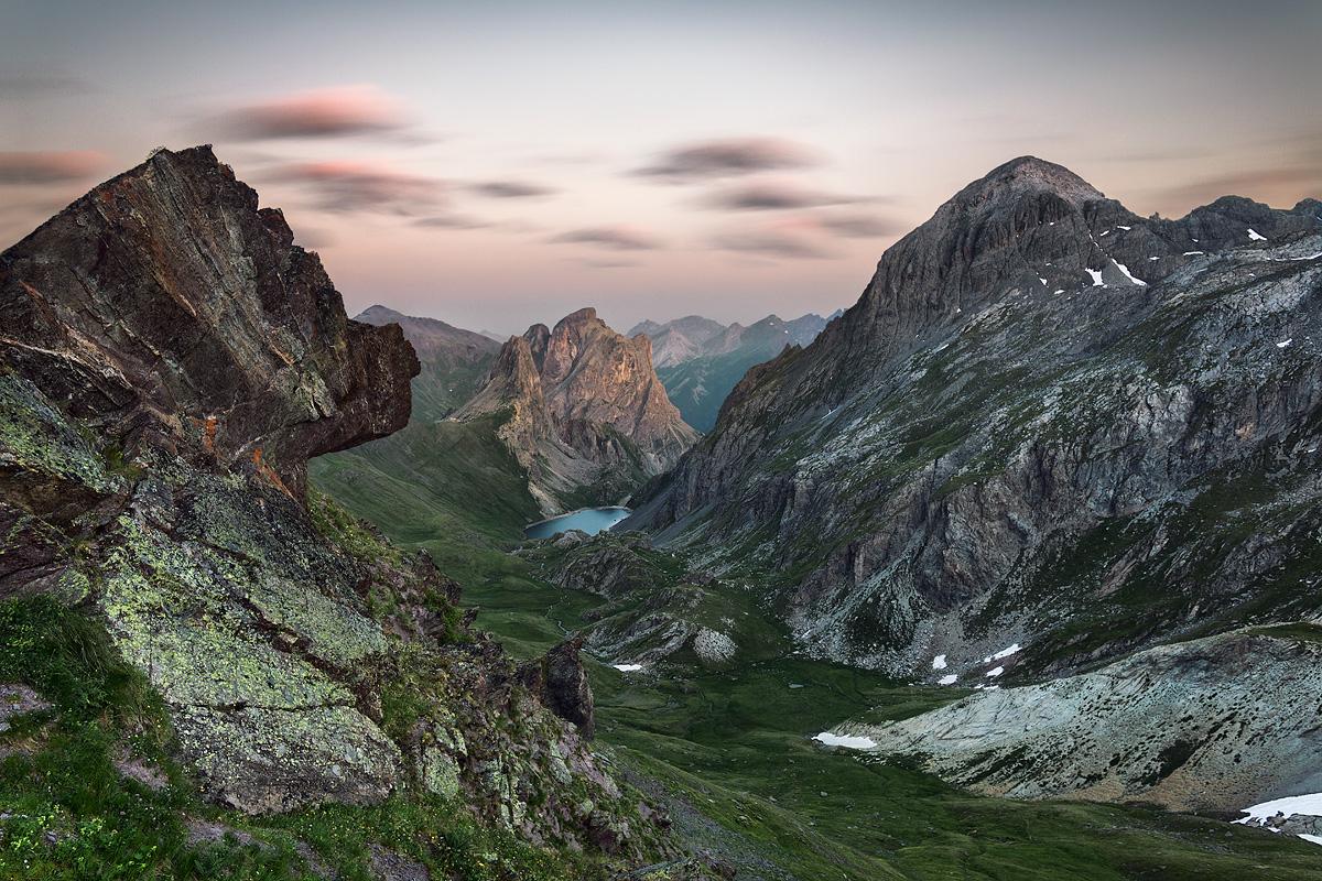 Французкие Альпы на фотографиях Лукаса Фурлана
