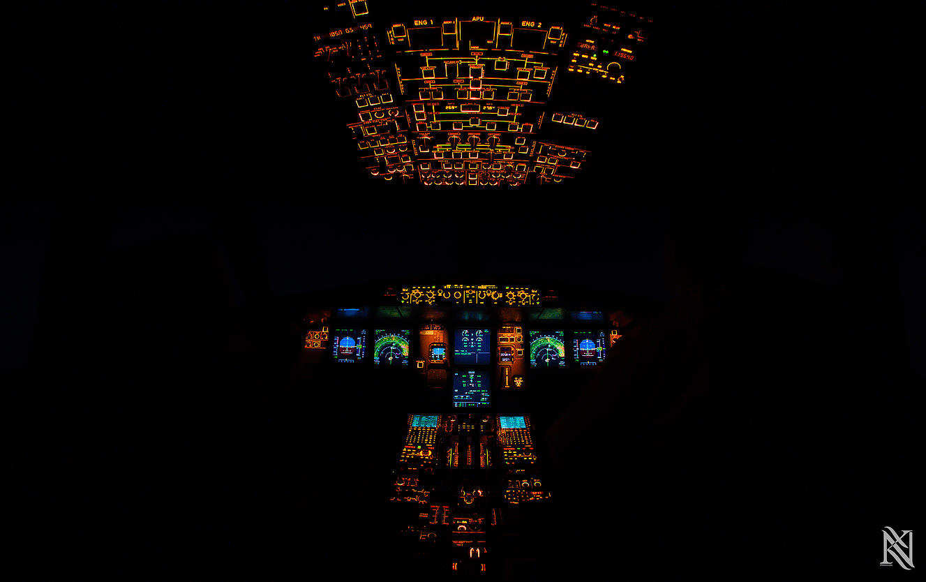 Airline Pilot Took Stunning Photos_03