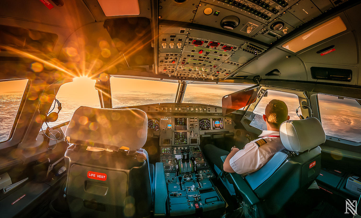 Airline Pilot Took Stunning Photos_04