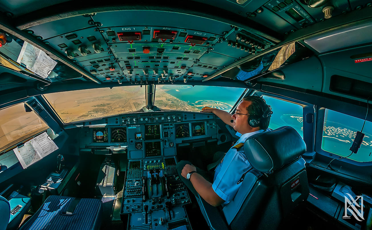 Airline Pilot Took Stunning Photos_06