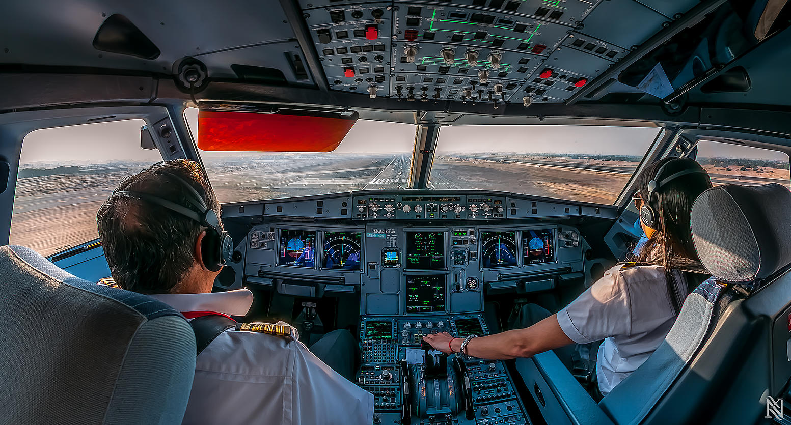 Airline Pilot Took Stunning Photos_09
