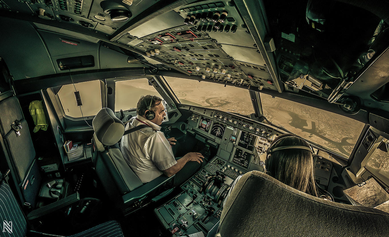 Airline Pilot Took Stunning Photos_14