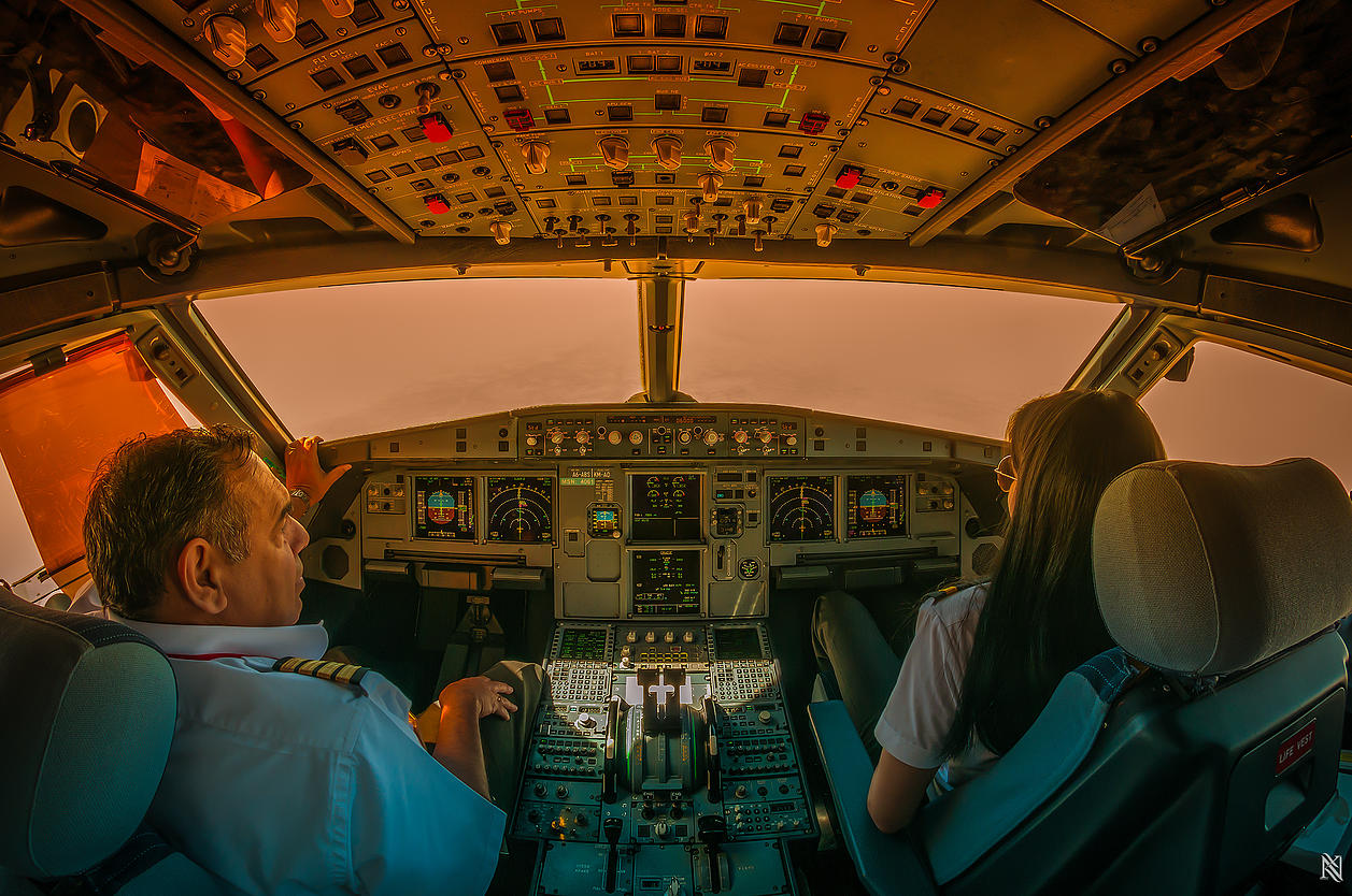 Airline Pilot Took Stunning Photos_16