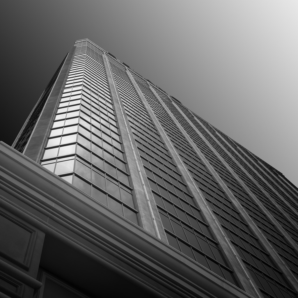 Black and white architecture_02