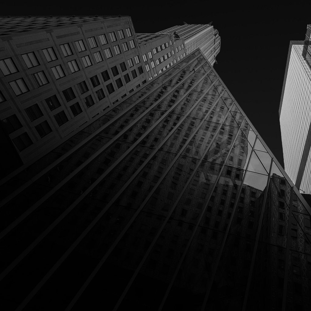 Black and white architecture_07