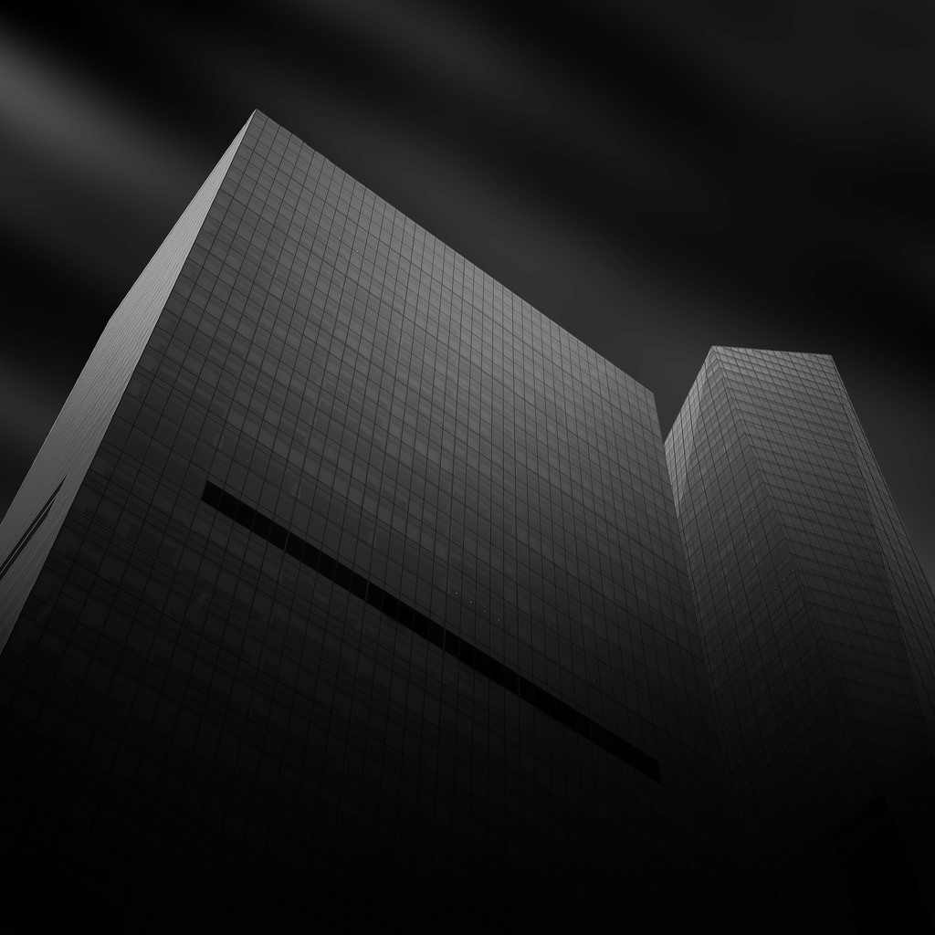 Black and white architecture_10