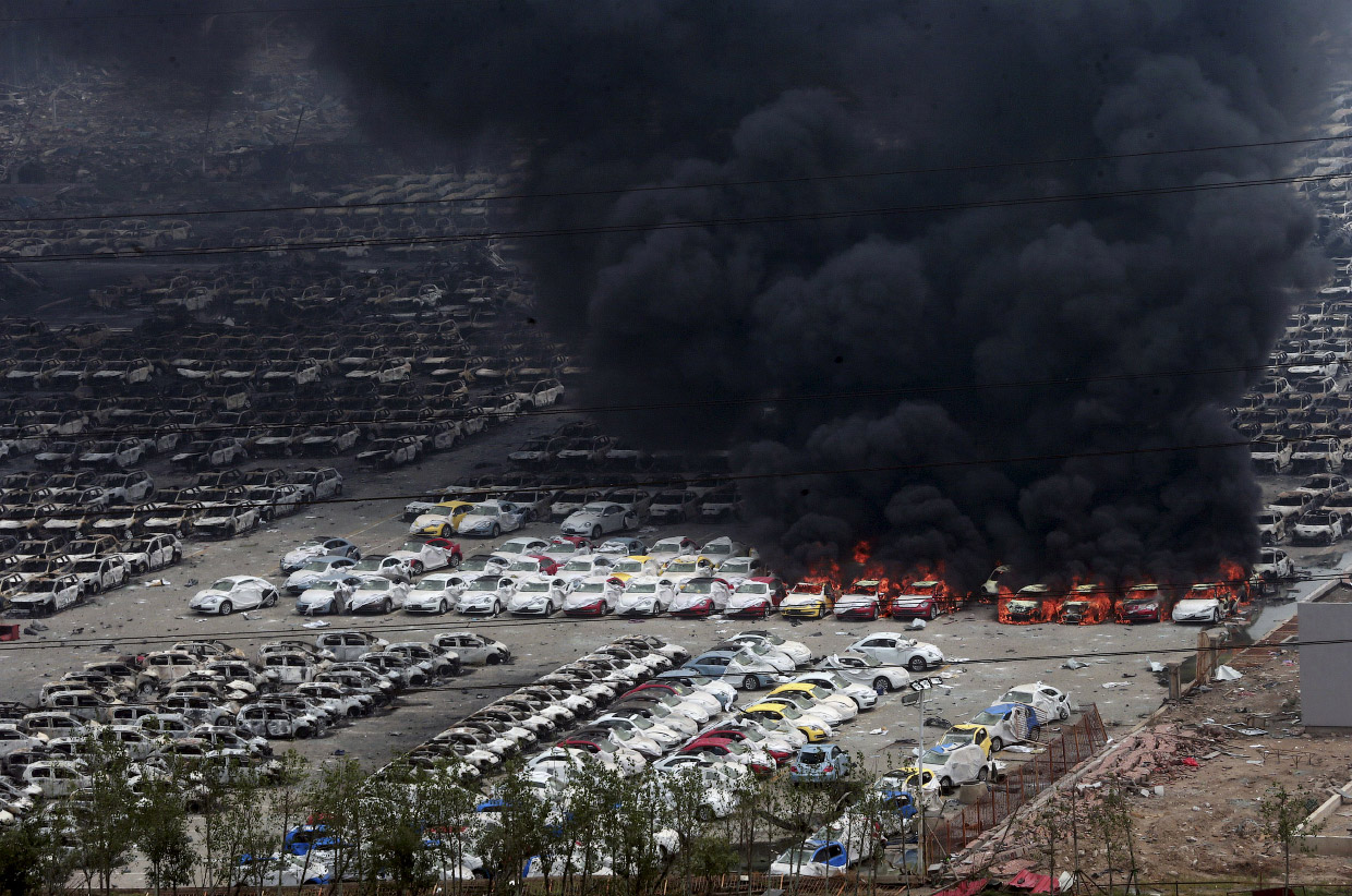 Explosion in China_17