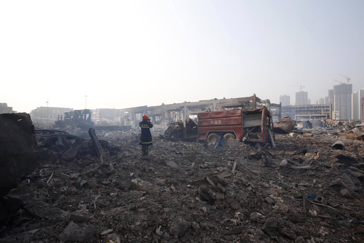 Explosion in China_20