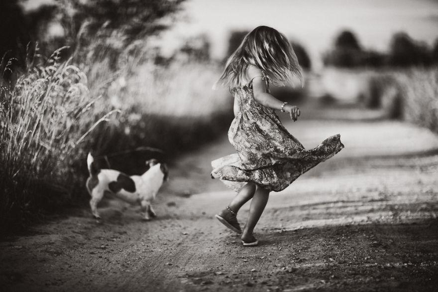Счастливое детское лето на фотографиях Изабелы Урбаняк