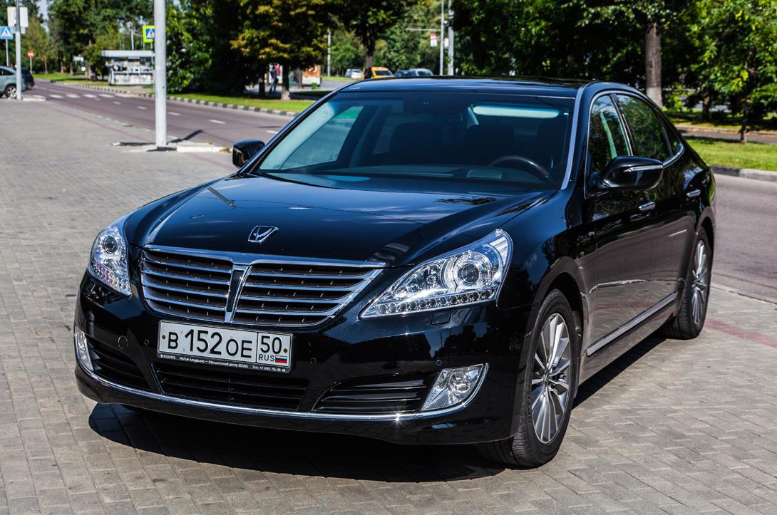Hyundai Equus: имидж не все, но очень многое