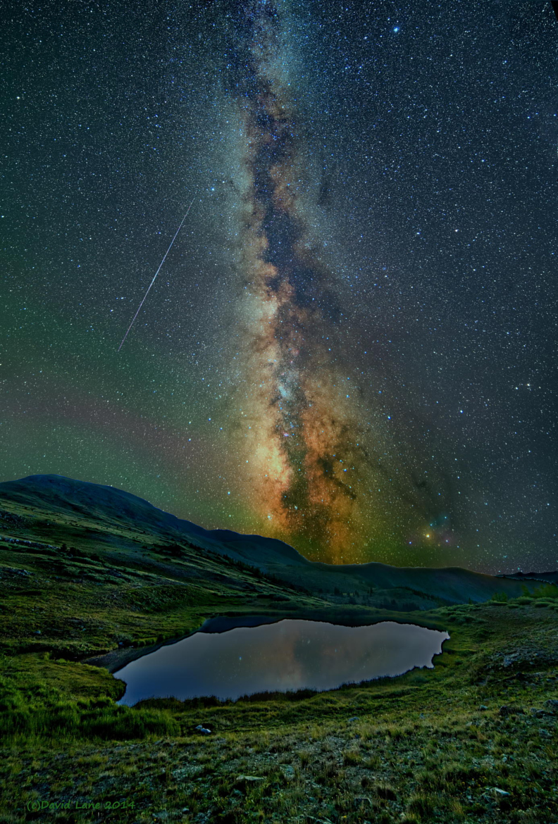 Milky way from Yellowstone Park-30