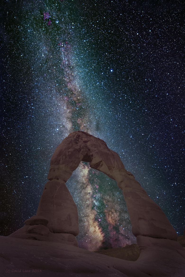 Milky way from Yellowstone Park-31