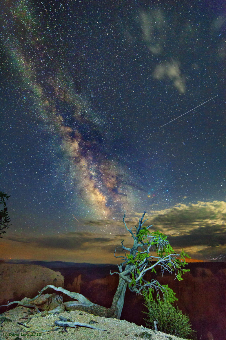 Milky way from Yellowstone Park-39