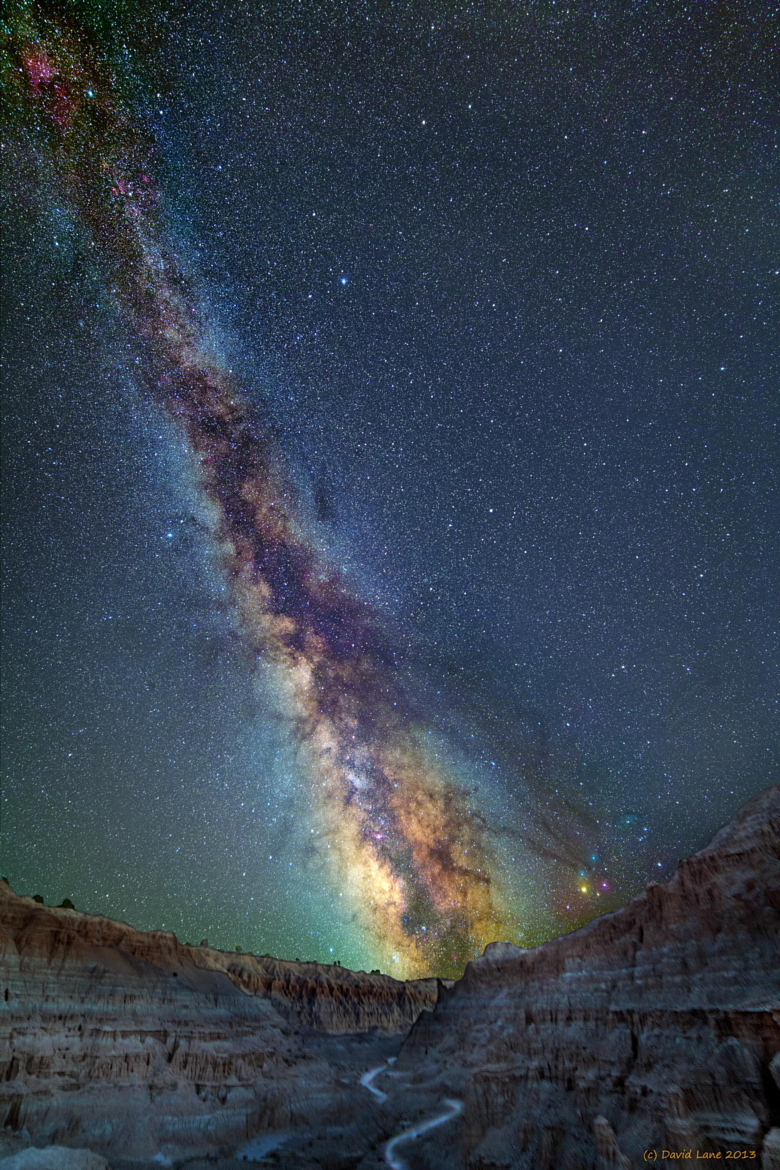 Milky way from Yellowstone Park-41