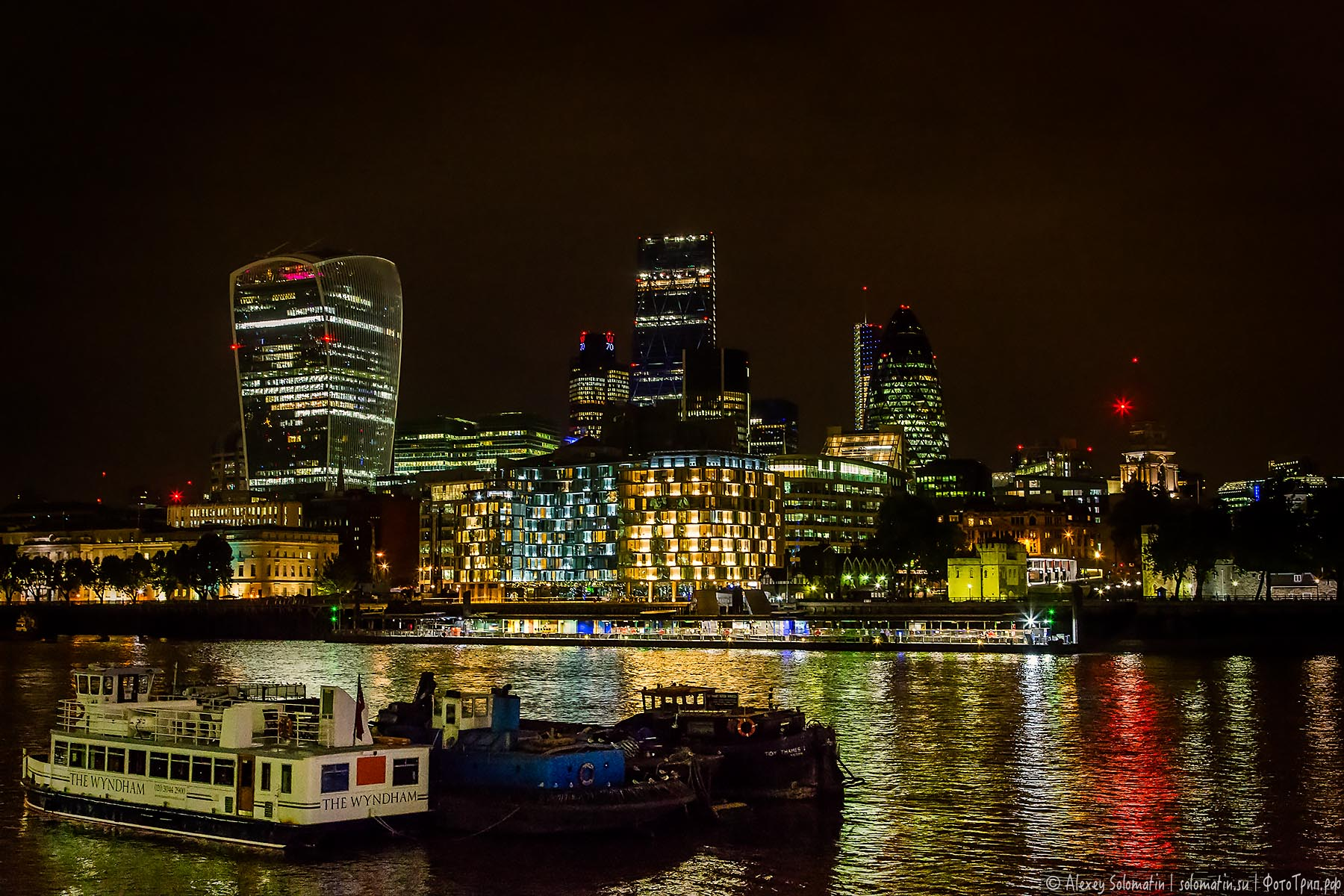 Night London_09
