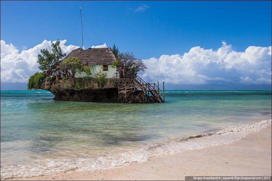 Рас Мичамви, остров Занзибар. Июнь 2015