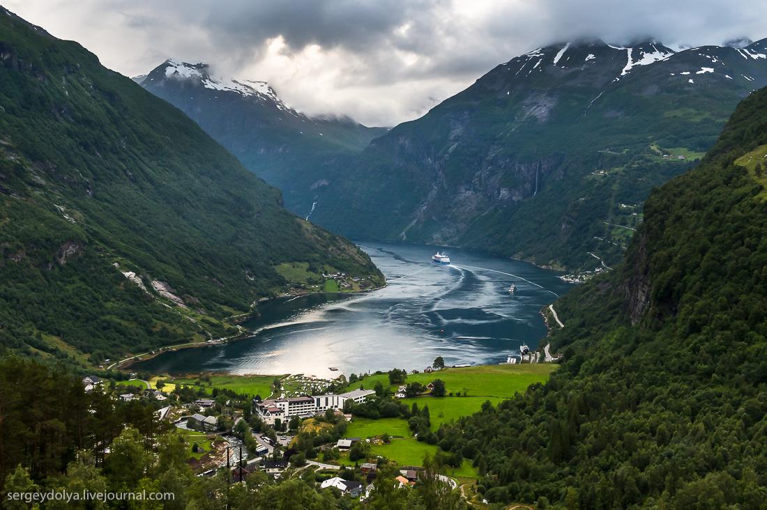 За что я люблю Норвегию