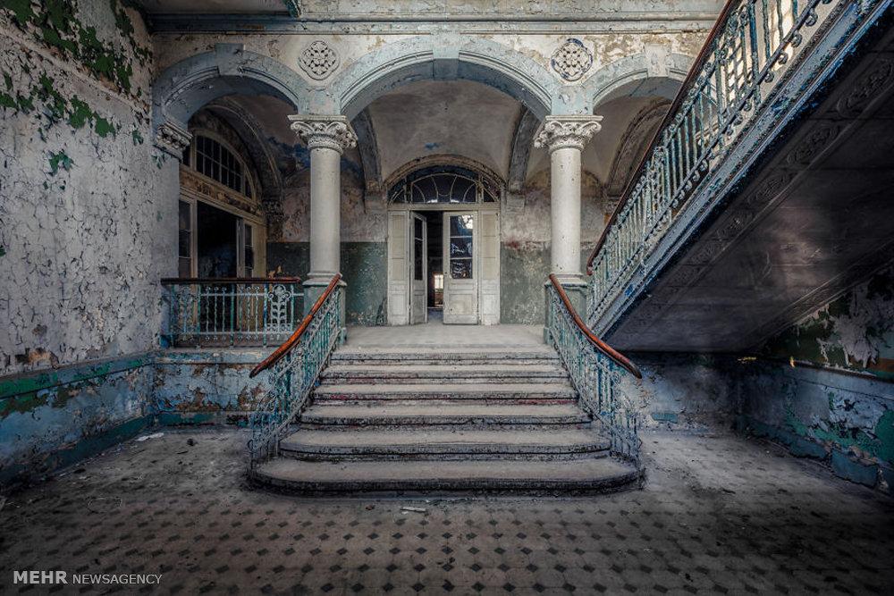 Заброшенная Европа в коллекции фотографий Кристиана Рихтера