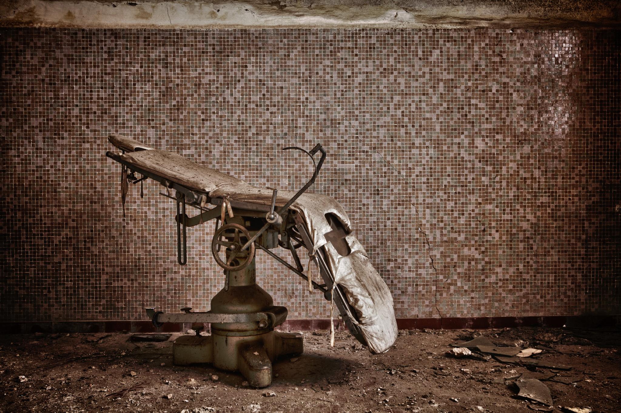 Abandoned psychiatric hospital 12