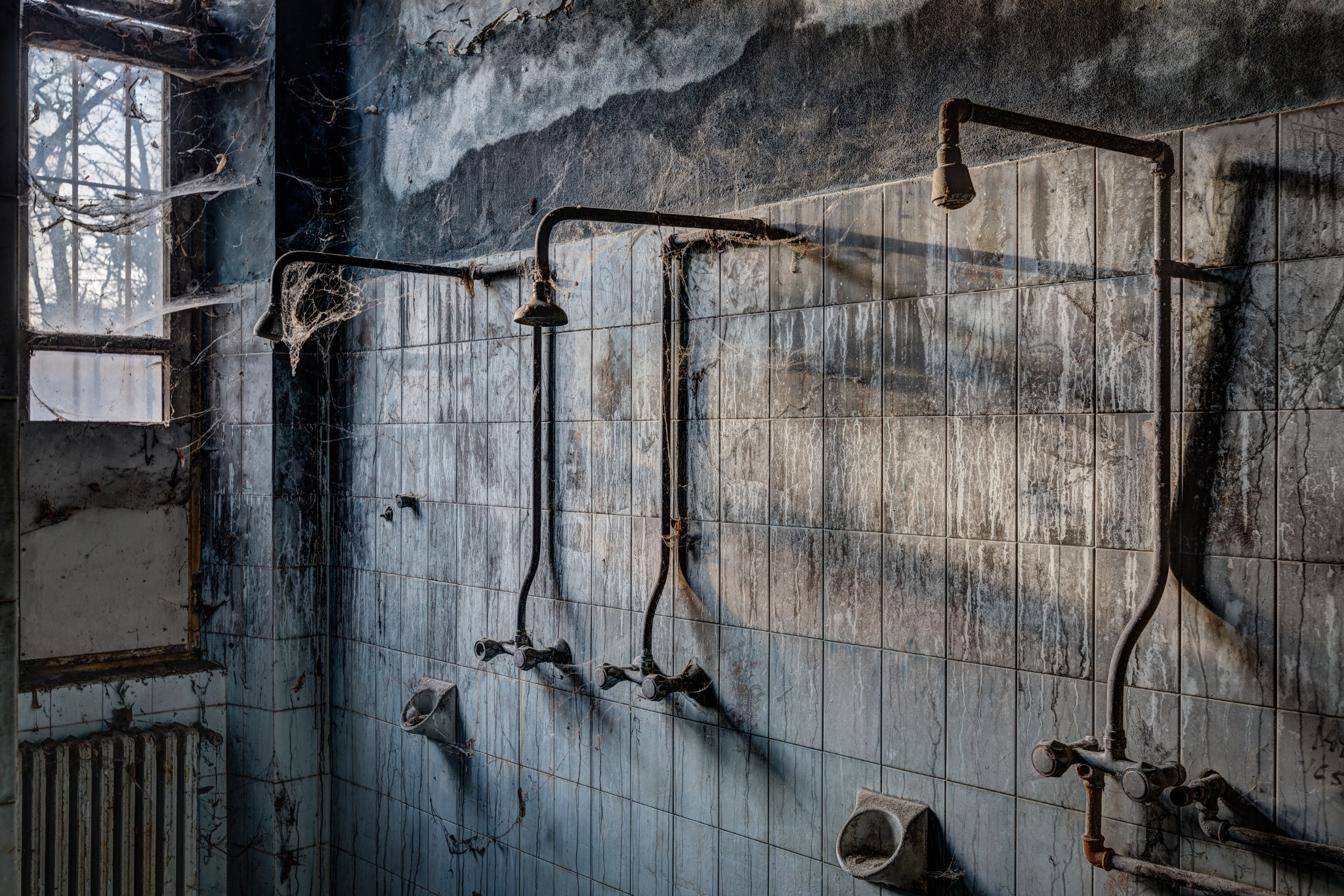 Abandoned psychiatric hospital 14