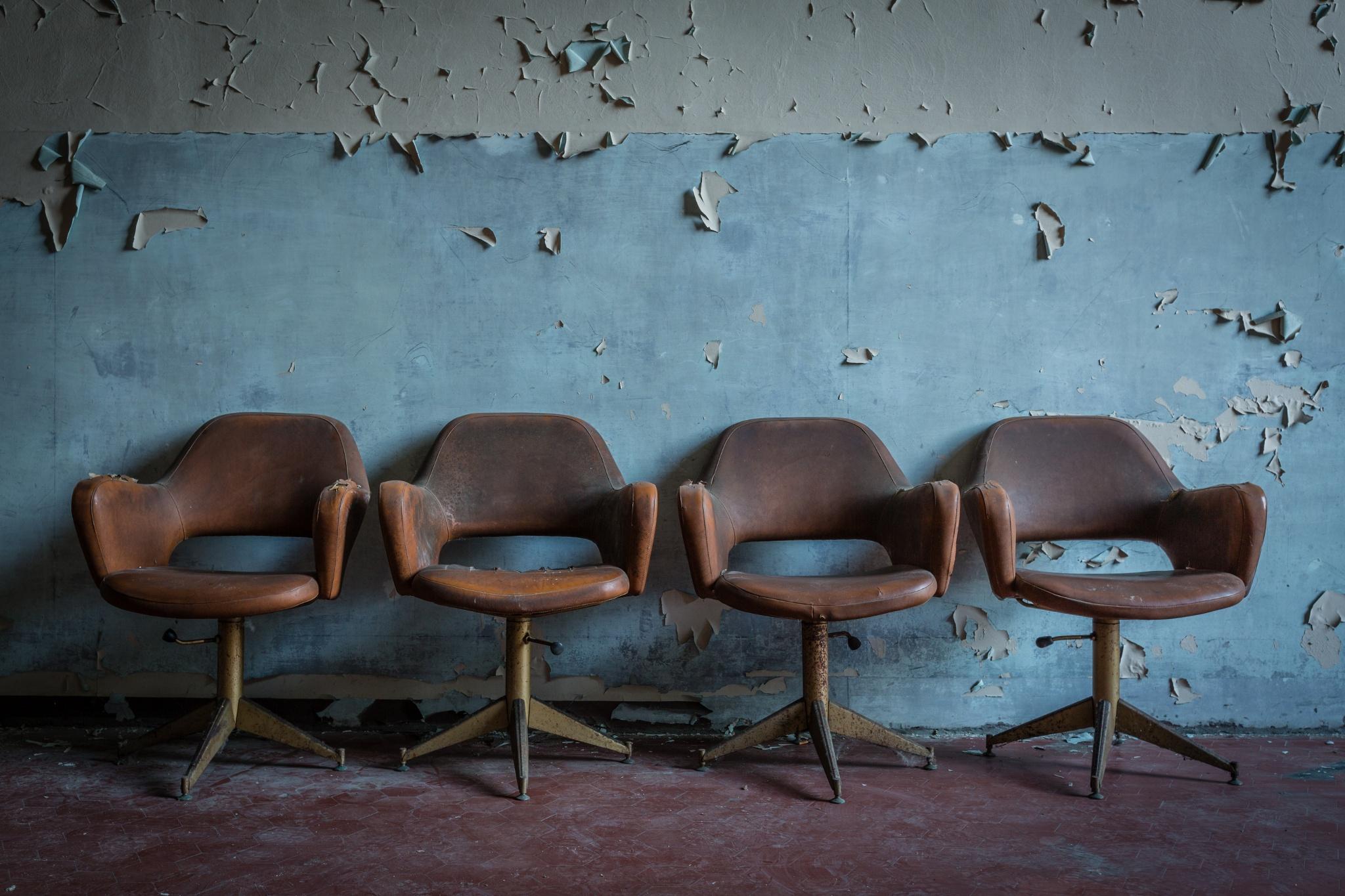 Abandoned psychiatric hospital 16