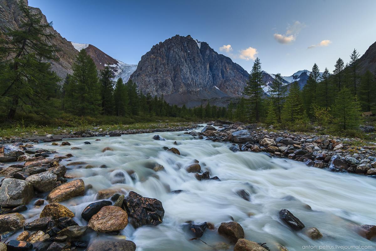 Aktru Gorge. Gorny Altai 05