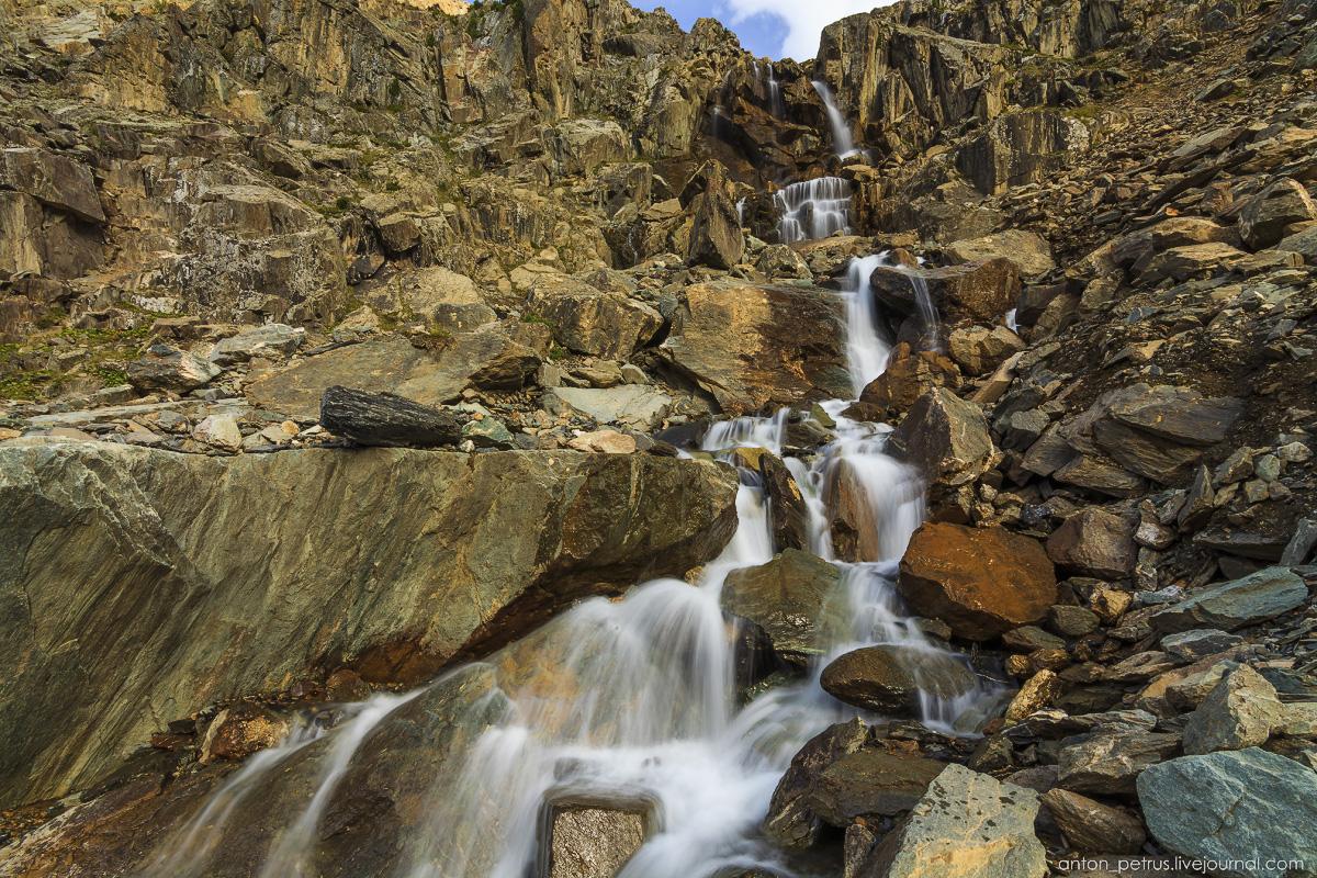 Aktru Gorge. Gorny Altai 06