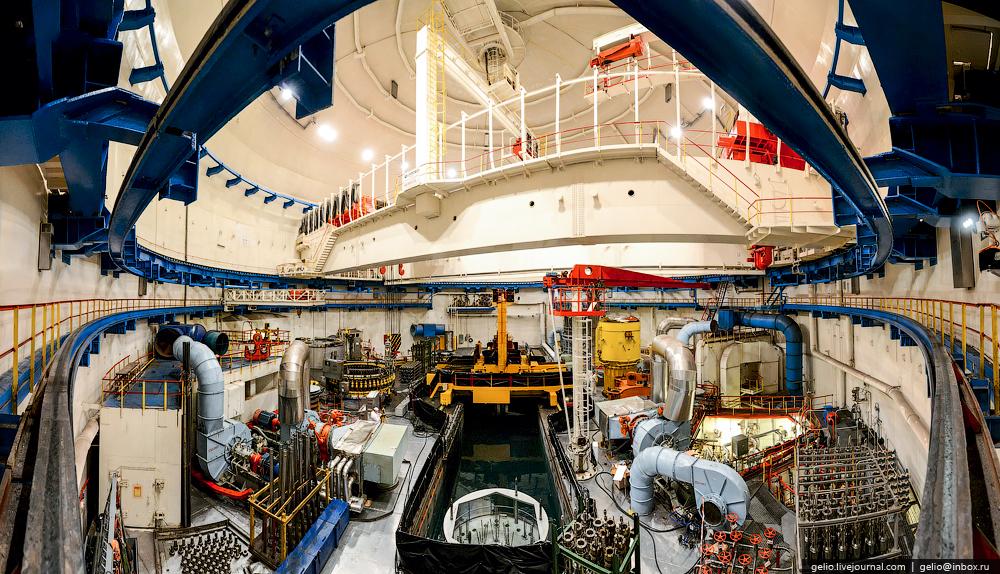 Балаковская АЭС – самая мощная АЭС России