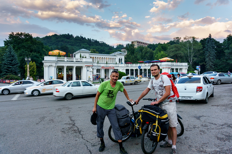 Caucasus on two wheels 02