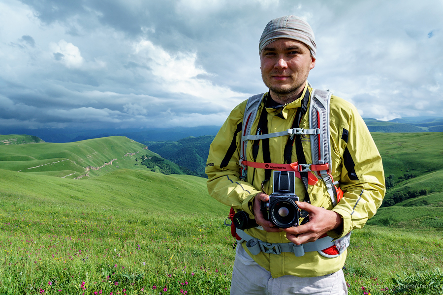 Caucasus on two wheels 19