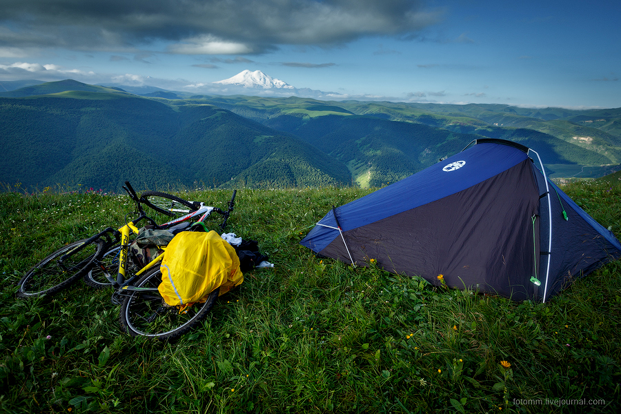Caucasus on two wheels 31