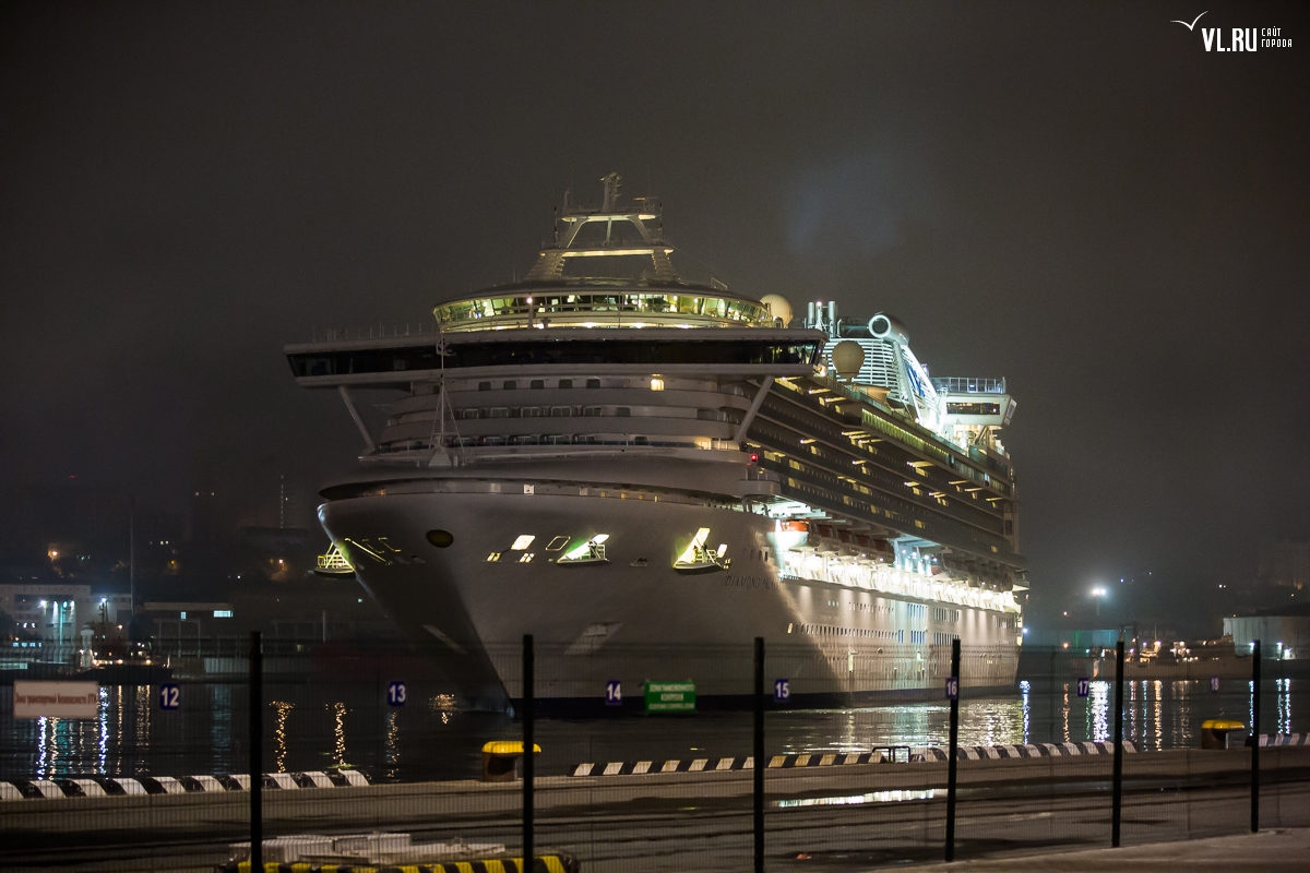 Diamond Princess 01