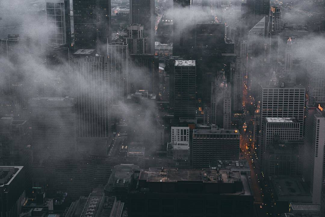 Dramatic cityscapes 01