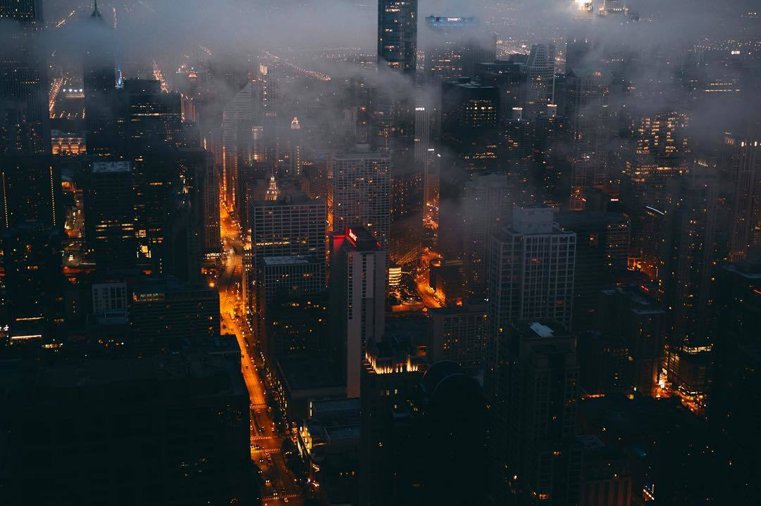 Dramatic cityscapes 12