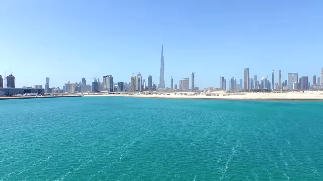 Красивое видео об одном из самых красивых городов мира