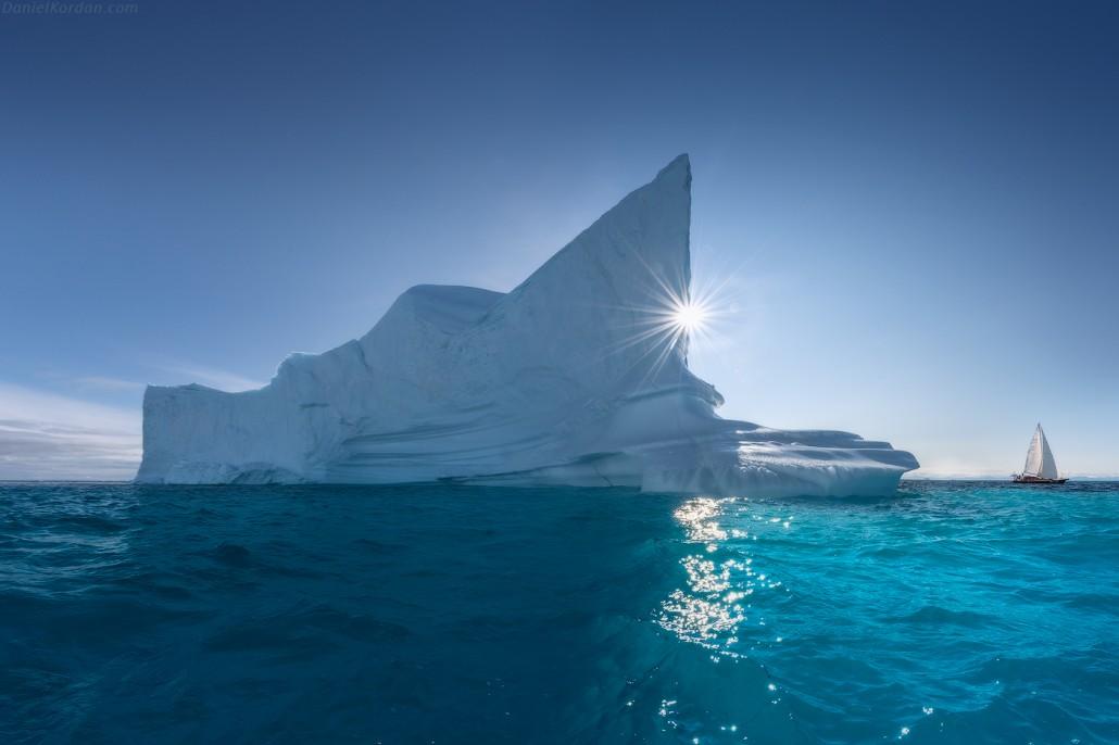 Фантастическая Гренландия, которая пленит вас своей красотой