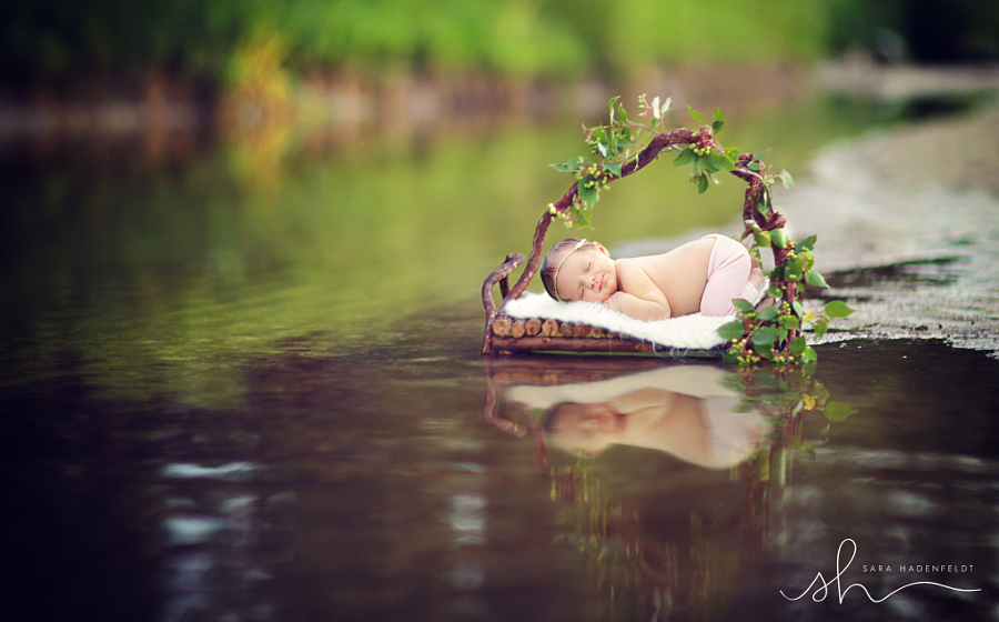 Heartwarming photos of babies 25