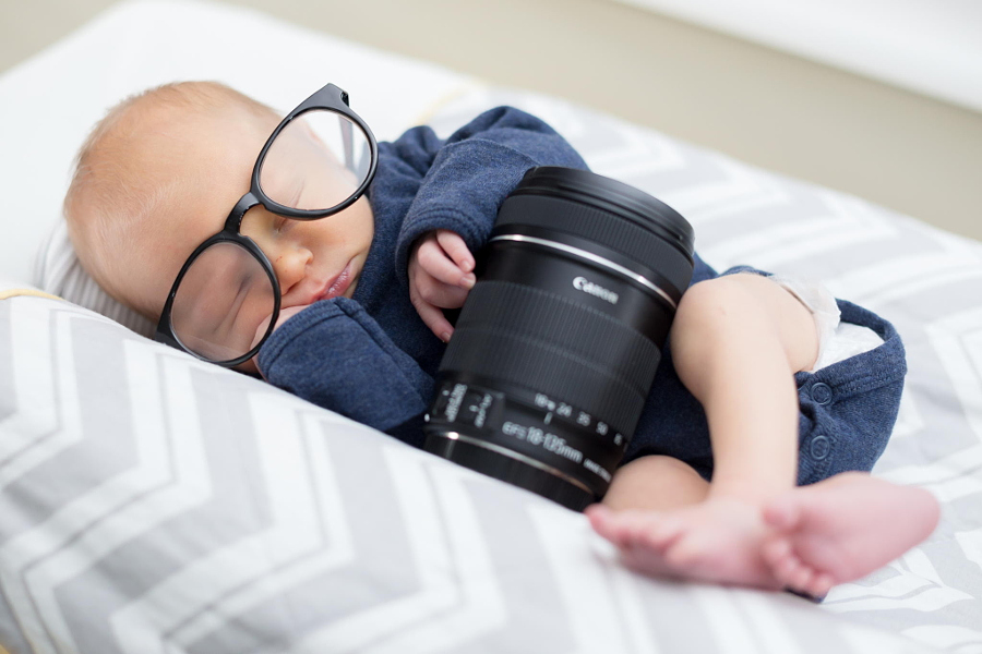 Heartwarming photos of babies 26
