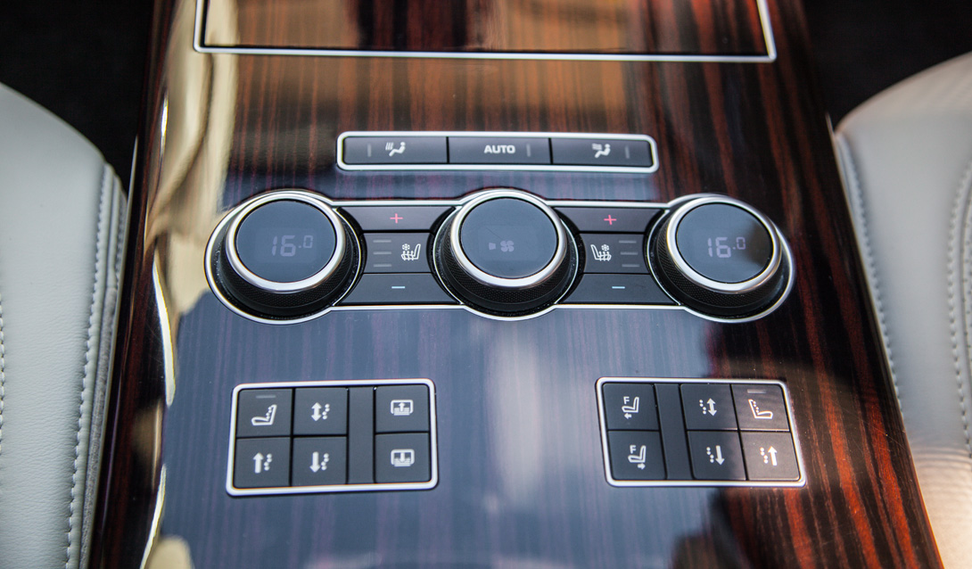 Land Rover Range Rover LWB 08