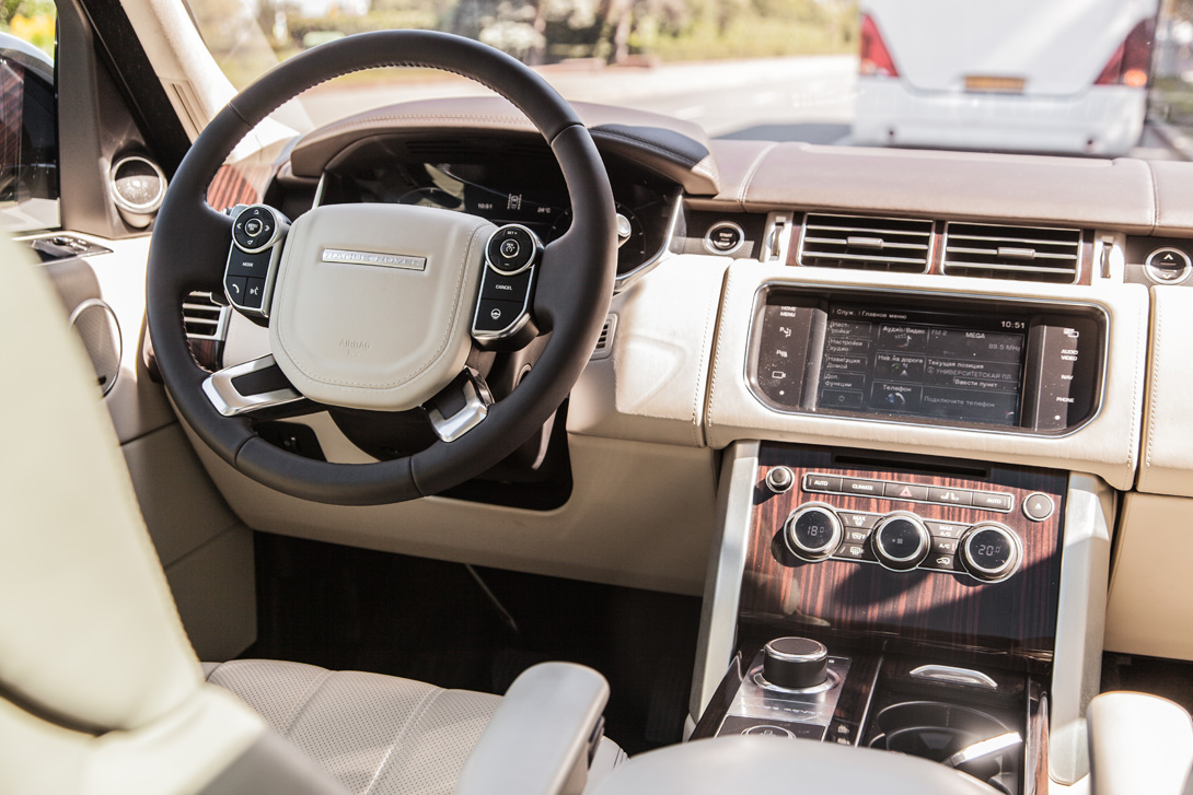 Land Rover Range Rover LWB 09