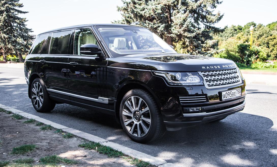 Land Rover Range Rover LWB 11