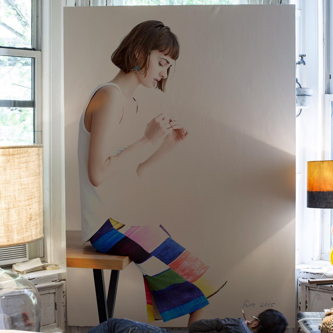 Large-Scale Hyperrealistic Paintings_08