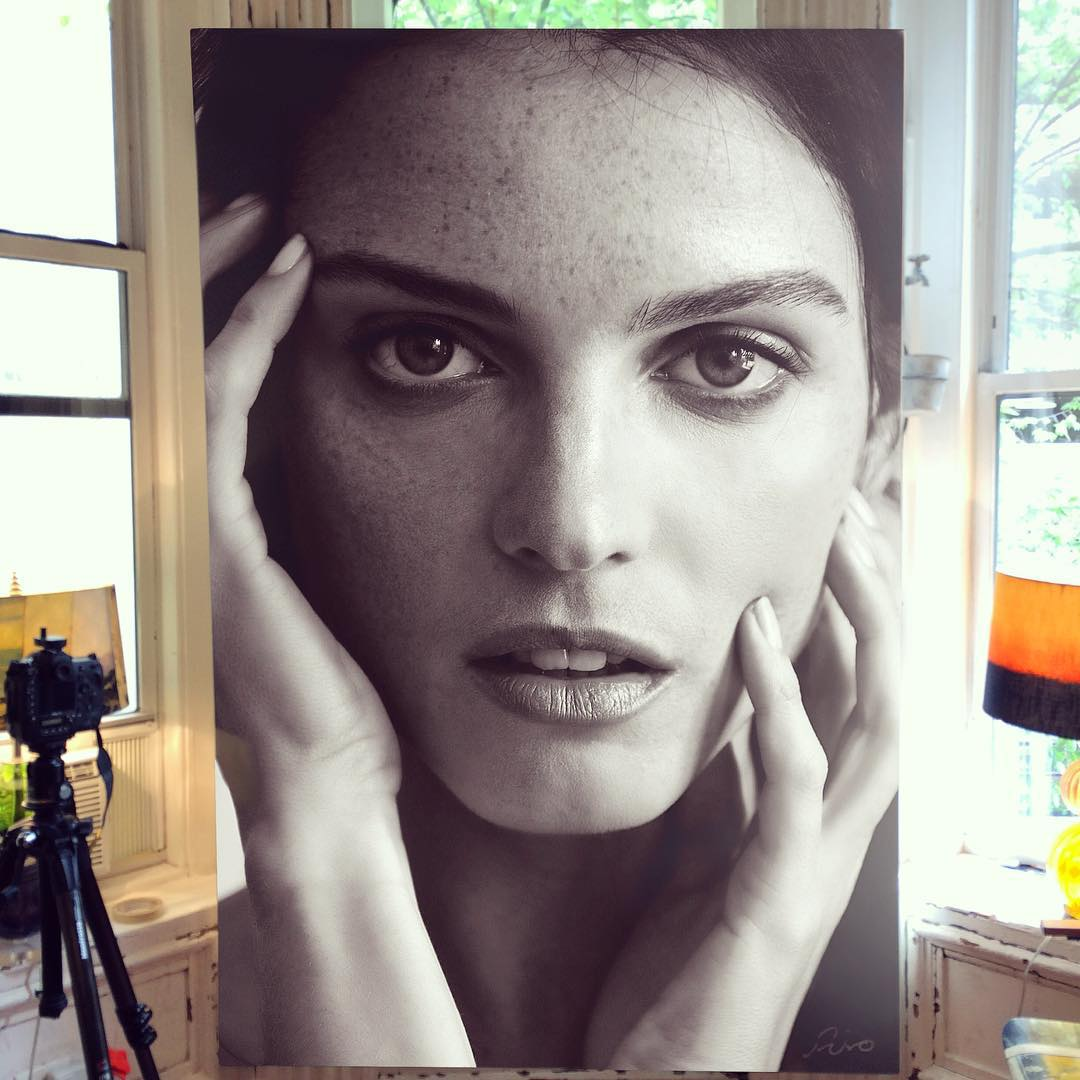 Large-Scale Hyperrealistic Paintings_13