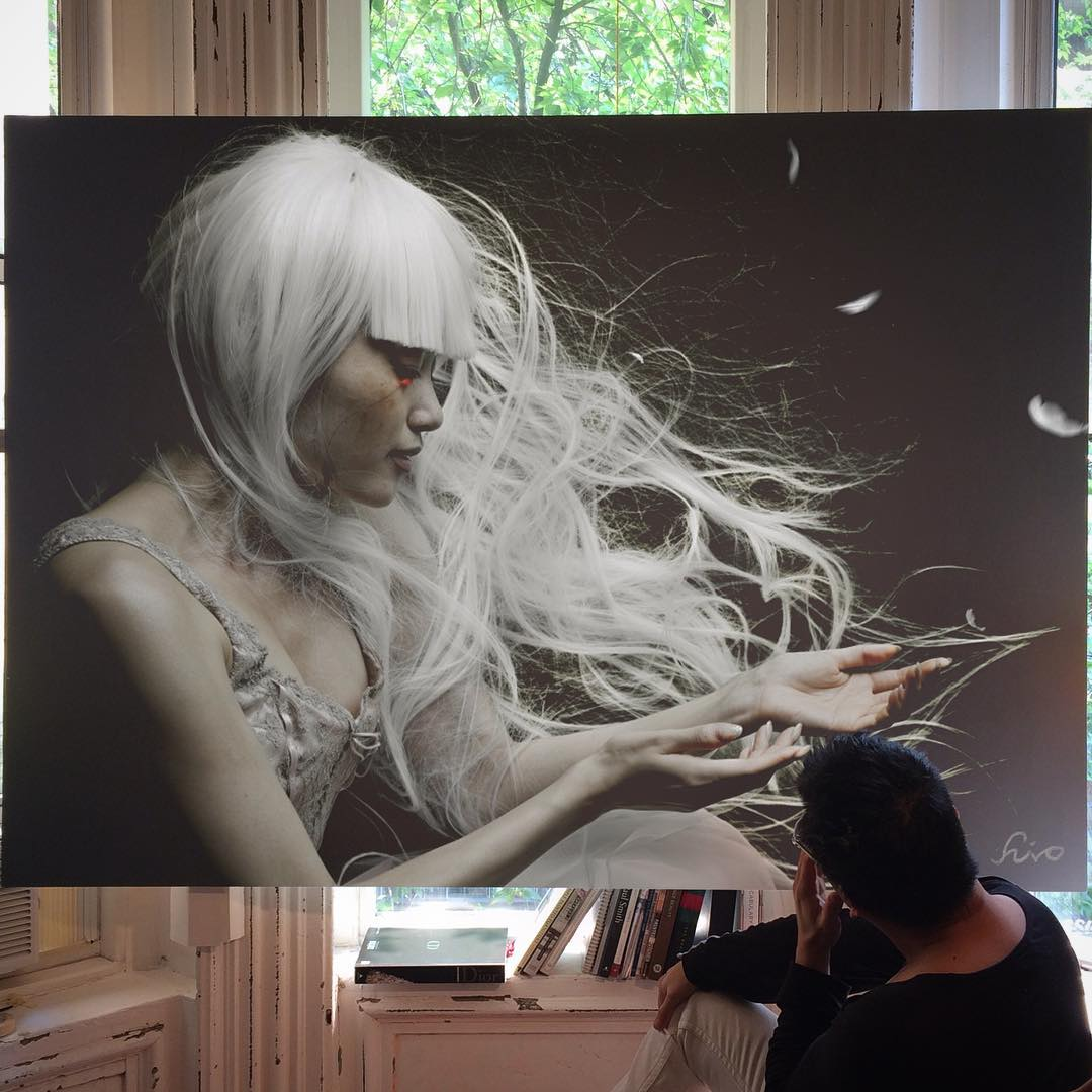 Large-Scale Hyperrealistic Paintings_17