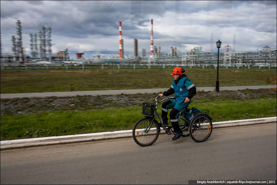 Сибур, Тобольск. Сентябрь 2015