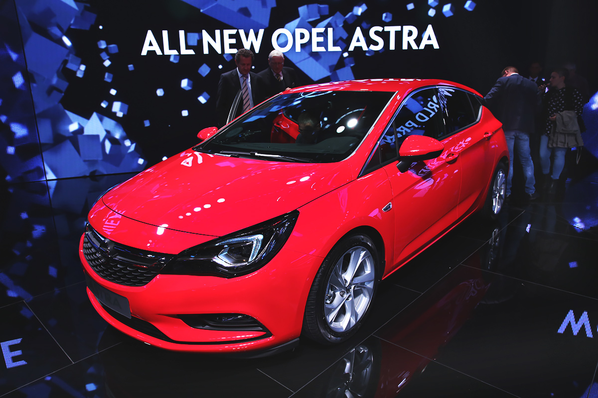 New cars Frankfurt motor show 2015_01