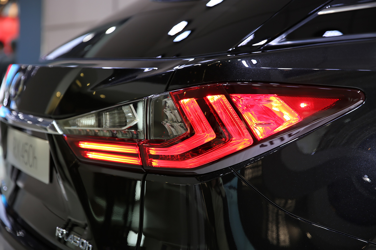 New cars Frankfurt motor show 2015_16